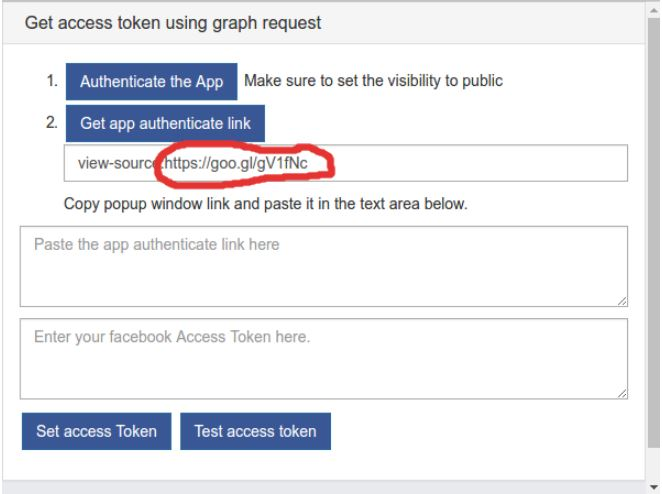Fix Error Getting Access Token for Apps 1