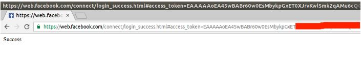 Fix Error Getting Access Token for Apps 2