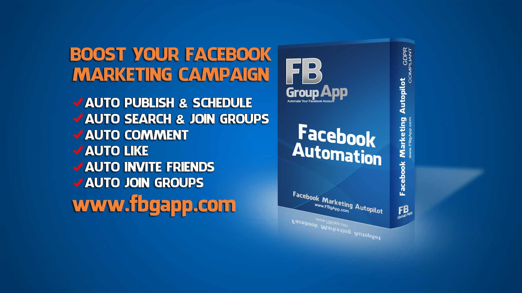 1-Click Facebook Auto Poster | Unlimited Posts to any FB groups