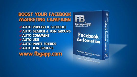 free facebook auto group poster